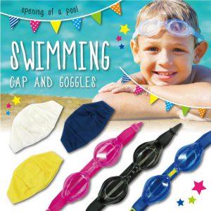 海だ(^^)プールだ(^^)みんなで泳ごう♪水泳キャップ・大人用水中ゴーグル・大人用水中ゴーグル・子供用水中ゴーグル ゴーグル ダイソー(DAISO)商品一覧