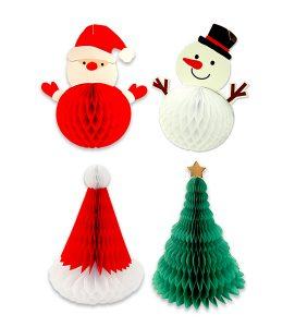 クリスマス提灯